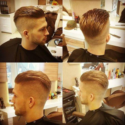 Mens hair in general — Brad Pitt Furry #hairart #hairdresser...
