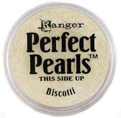 Ranger - PERFECT PEARLS / BISCOTTI - perleťový pudr - Pretty Papers