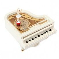 The Classical Piano Music Box with Ballerina