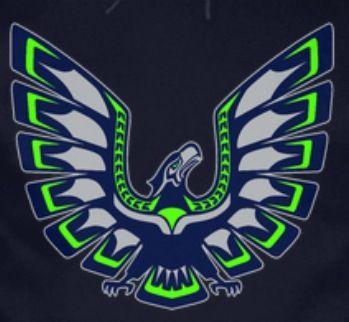 Seahawks tattoo idea kakaw pinterest seahawks for 12th man tattoo