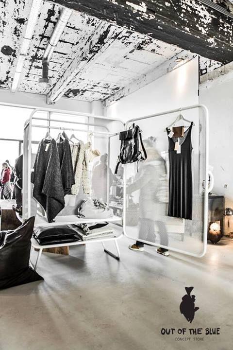Blue Concept Store #retail