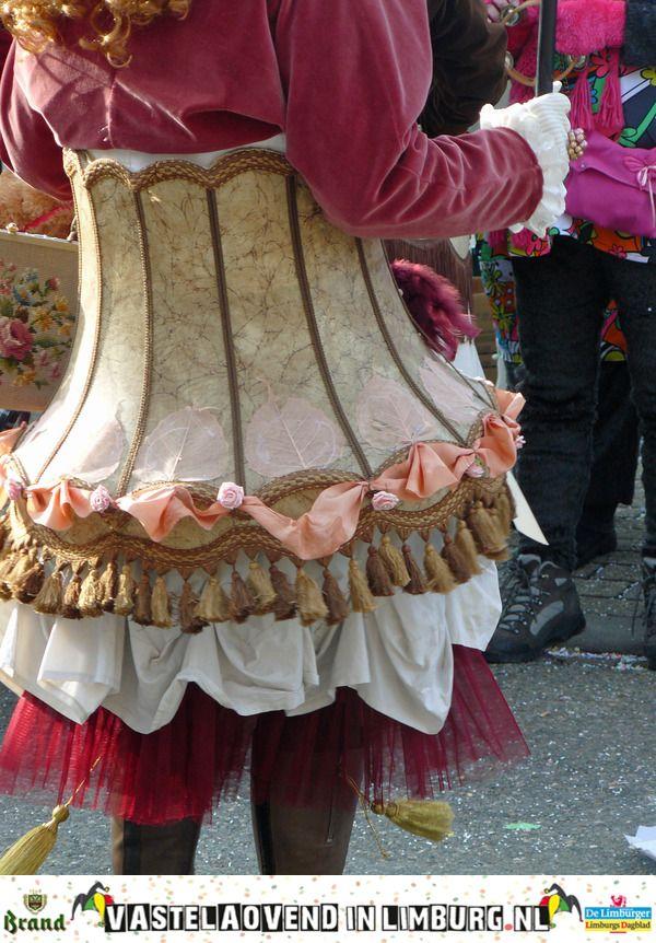 Lampenkap kostuum