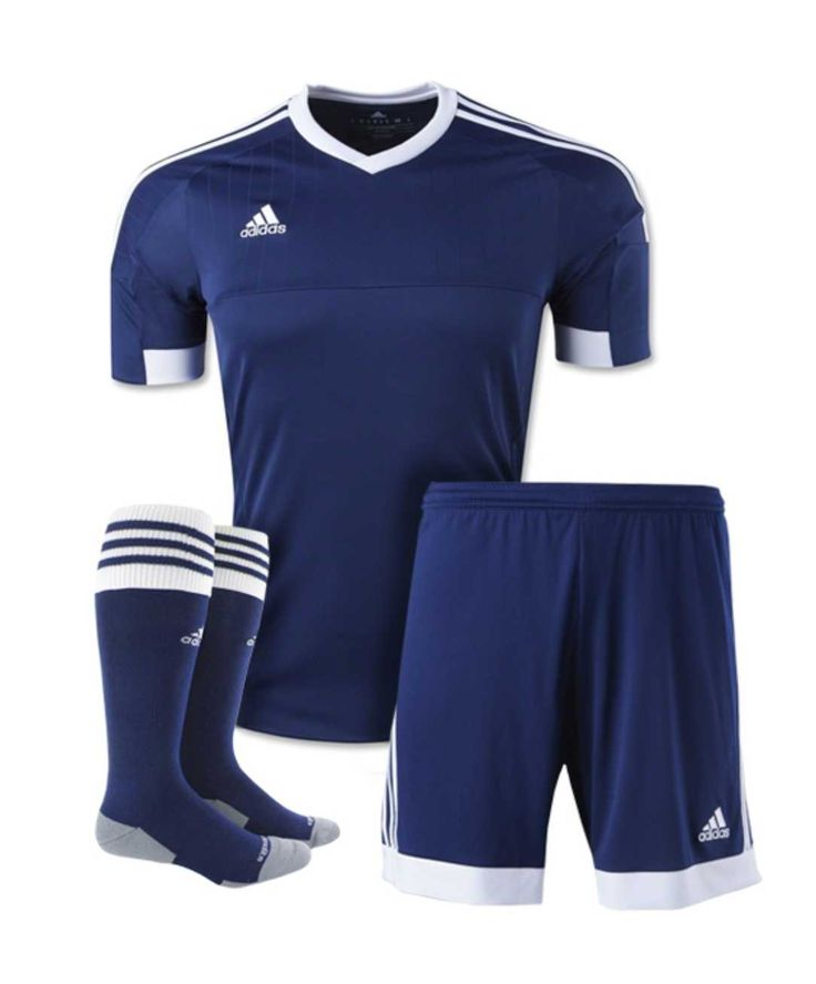 adidas Tiro 15 DryDye Soccer Uniform is one of the best uniform offerings from adidas. Ask for our team discounts. Customize your Tiro 15 uniform with us today.