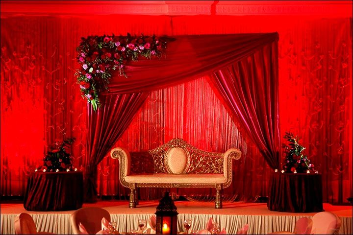 Wedding Backdrops: 25 Stage Sets For A Fairy Tale Wedding ...
