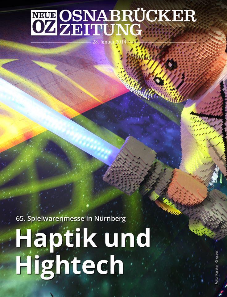 65. Spielwarenmesse in Nürnberg von Haptik bis Hightech