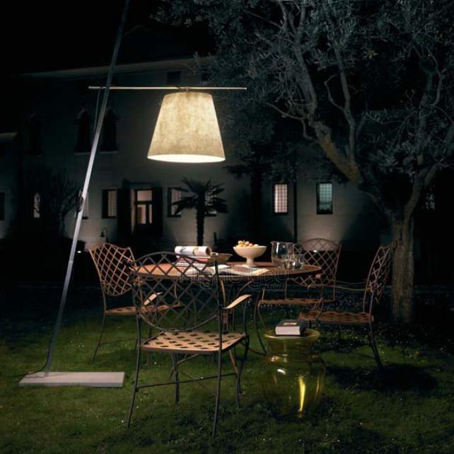 miami f3 lampadaire outdoor antonangeli lampadaire exterieur giordana arcesilai ilightyou - Lampadaire Minecraft