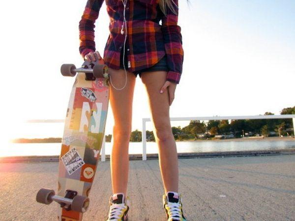 Skater Girl Fashion Style Fashion Style Pinterest Fashion Styles Style And Girls