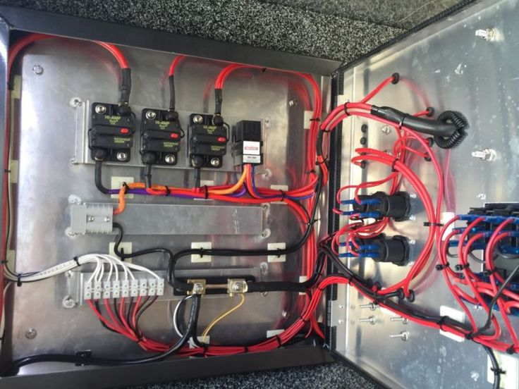 1000 Ideas About Electrical Wiring Diagram On Pinterest 51 Best Camping Setup Images On Pinterest Caravan