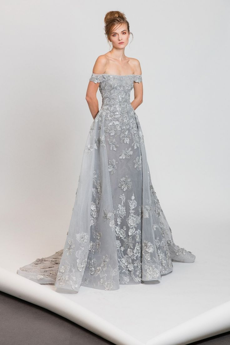 Best 25+ Silver evening dresses ideas on Pinterest
