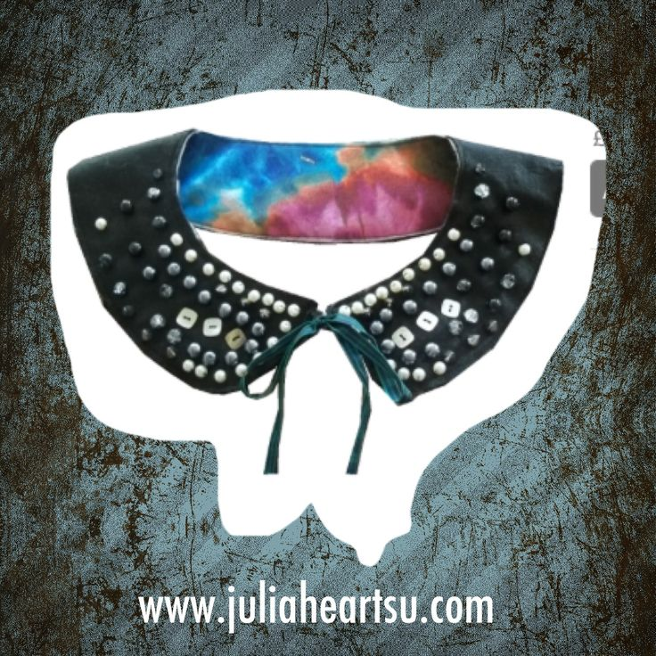 Collars by Julia Brown. If you like what you see please vote for me! http://www.stylist.co.uk/home/microsite2/triumph/?page=competition website change! Www.juliahearts-u.com xx