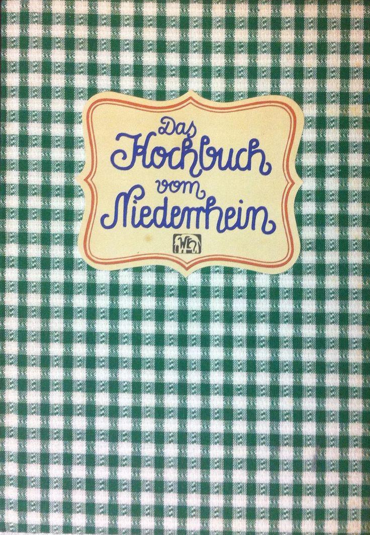 Das Kochbuch vom Niederrhein