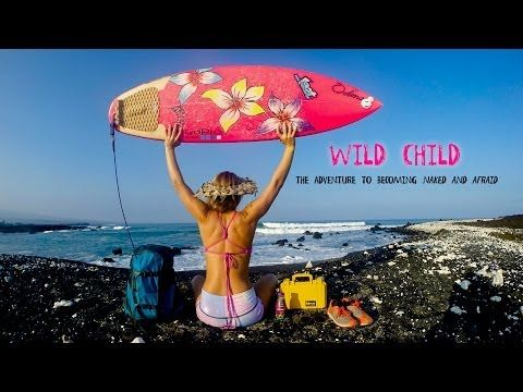 Wild Child - A GoPro Episode of Alison's Adventures - YouTube;  Alison Teal