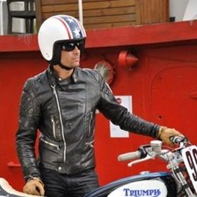 Davida open face helmets - best in the world and made in UK!  davida-helmets.com