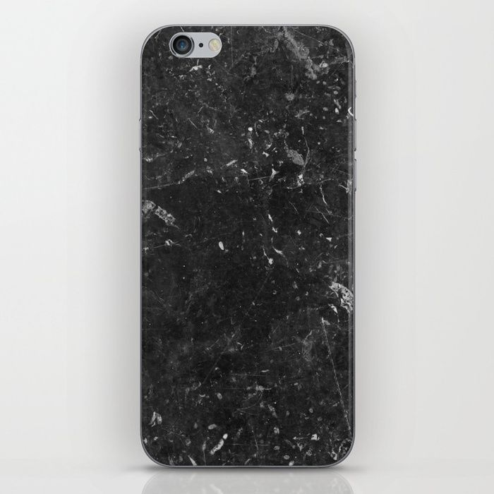 iPhone case with MARBLE design. Skins are thin, easy-to-remove, vinyl decals for customizing your device. Skins are made from a patented material that eliminates air bubbles and wrinkles for easy application. #dark #marble #iphone #case