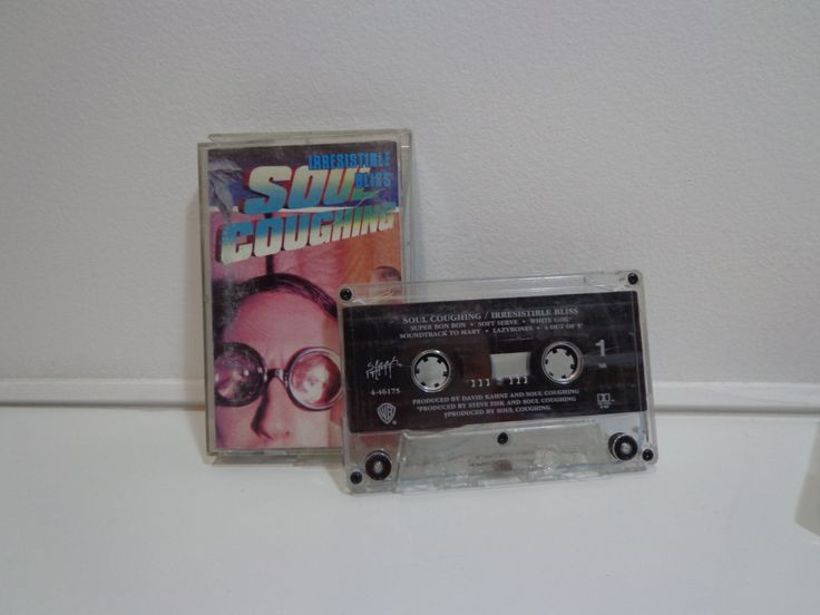 Vintage Soul Coughing Irresistible Bliss Cassette Tape Music Album by Slash WB Warner Brothers Records, Mike Doughty by PopWildlife on Etsy
