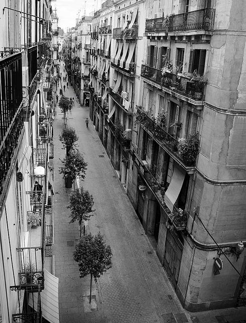 El Raval Barcelona August 8, 2011