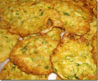Authentic Italian Zucchini Fritters.....Just like Mom made Yum, I think I found it!! :)