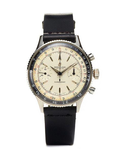 Vintage Watches Breitling Chronomat (c. 1960s)