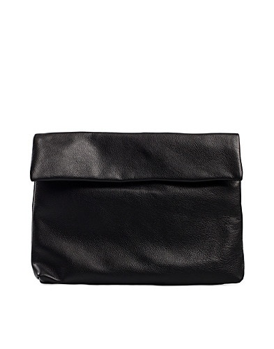 BAGS - 5 INCH AND UP FOR NELLY / IDA LEATHER CLUTCH - NELLY.COM