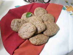 Galletas dietéticas para base de tartas