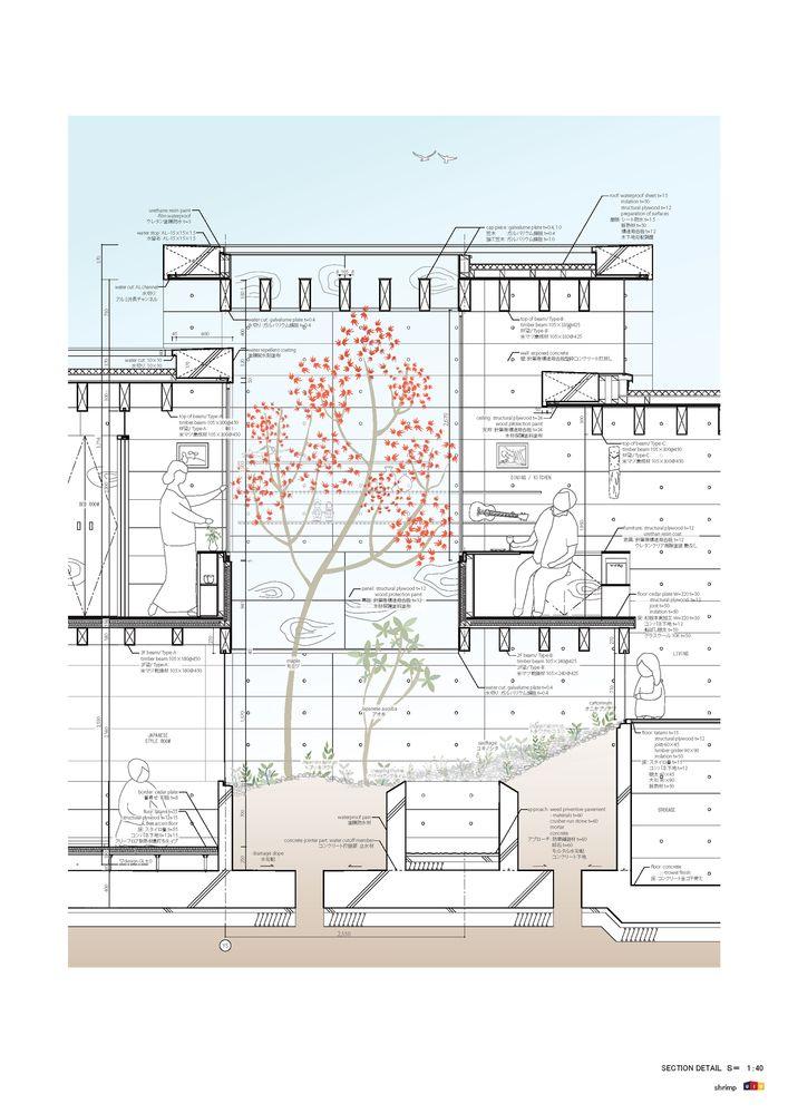 Architects: UID Architects Location: Fukuyama, Hiroshima Prefecture, Japan Architect in Charge: Keisuke Maeda Area: 141.0 sqm Project Year: 2014