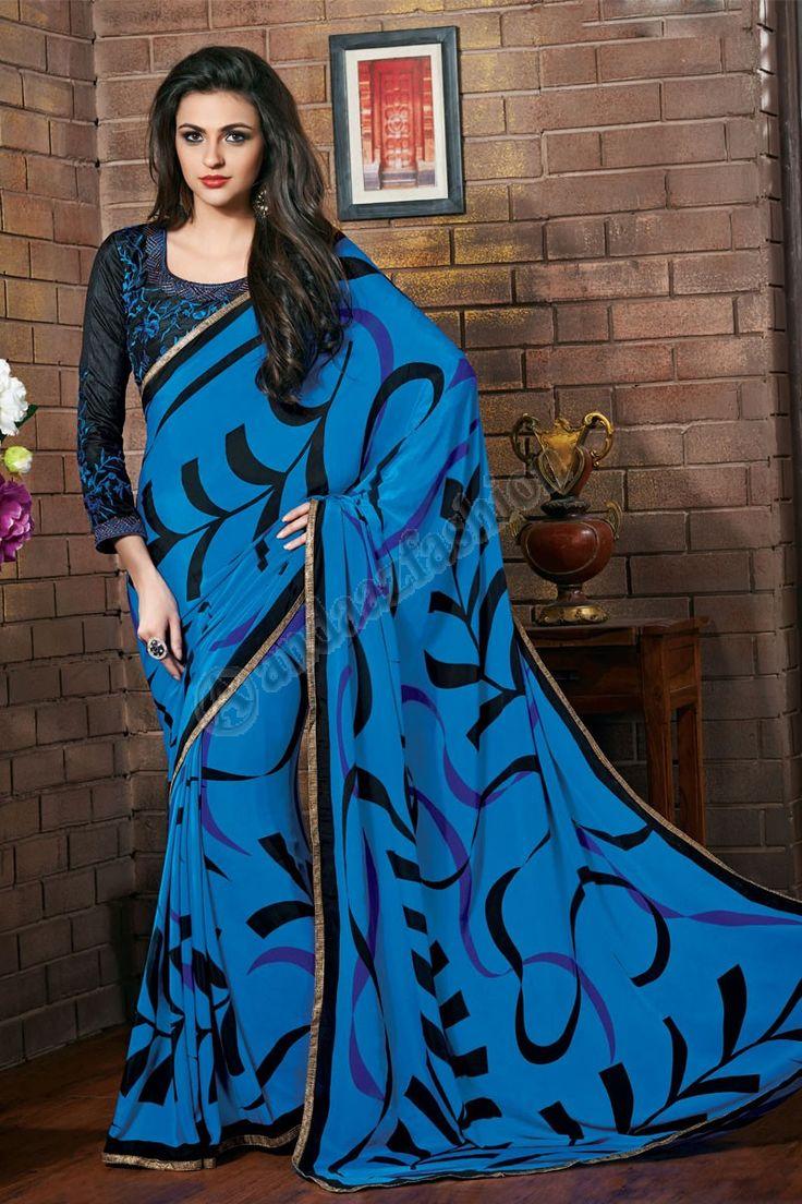 Blue Art Soie Bhagalpuri Saree avec Blouse Conception No.- DMV7212 Prix- 56,77 Andaaz Fashion nouvel arrivant Saree Blouse et sont maintenant en magasin comme Blue Art Soie Bhagalpuri Saree avec Blouse embellir avec Imprime, U Neck Blouse, Quarter Sleeve Blouse et Imprime Pallu. Ces Fashionles sont parfaits pour Fete, Mariage, Festival, Casual. Pour plus de détails- http://www.andaazfashion.fr/womens/sarees/blue-art-silk-bhagalpuri-saree-with-blouse-dmv7212.html
