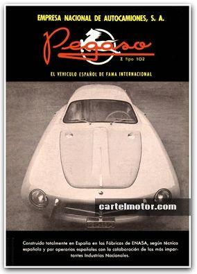 1953 - PEGASO Z-102 CUPULA - 2