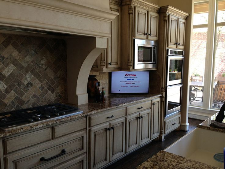 63 Best Images About Small Tv For Kitchen On Pinterest