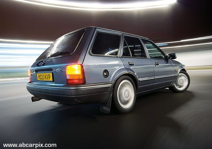 1984.mk 3 Ford Escort estate I only owned mine for about 4 months