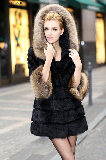 winter fashion, fur