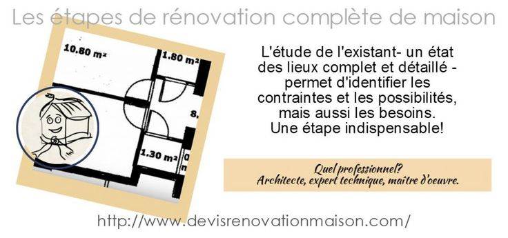 1064 best Travaux, extension, aménagement et rénovation images on