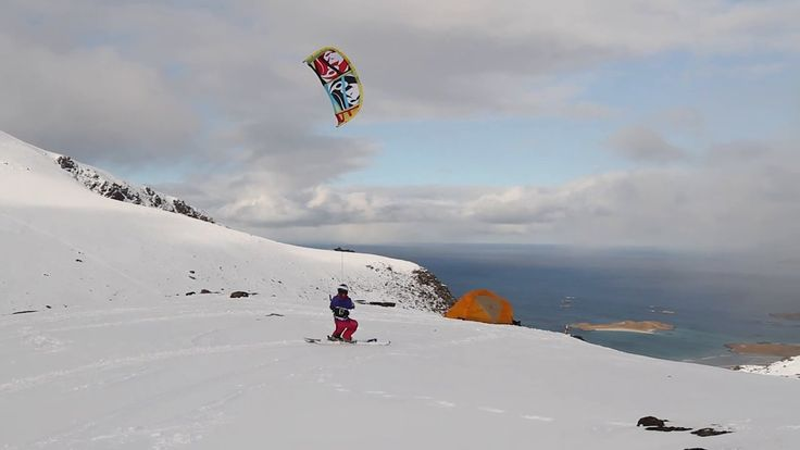 Wild Lofoten - Kitesurf video of the month