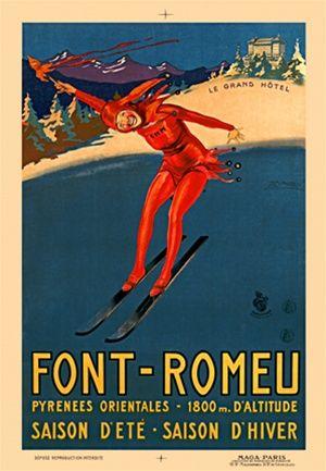 21 best Vintage Ski posters prints images on Pinterest | Poster ...
