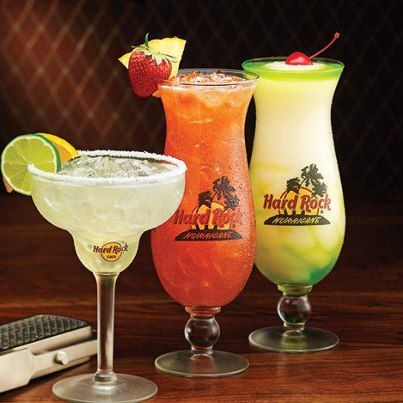 Hard Rock Cafe Margarita Recipe