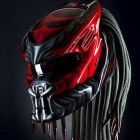New Predator Helmet Street Fighter