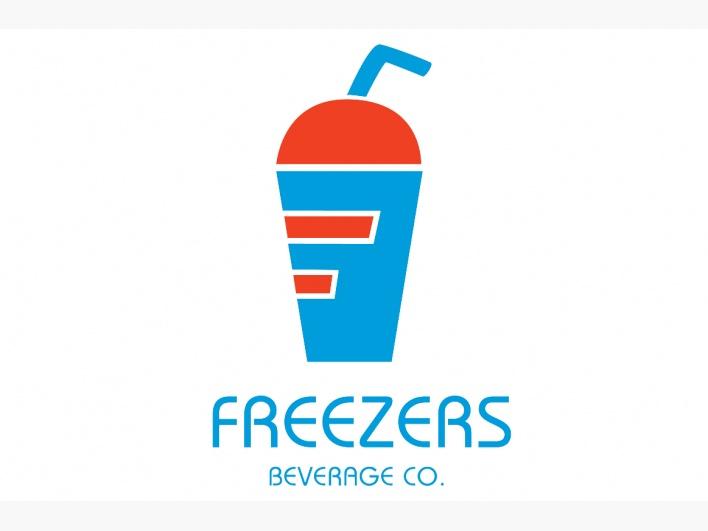"""Freezers"" by Jacie Morgan: Bronze Winner (Student) - Logo Design Category - Monthly Design Award January 2013"