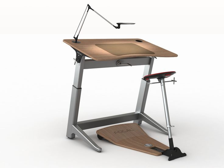 Elegant Drafting And Standing Desk