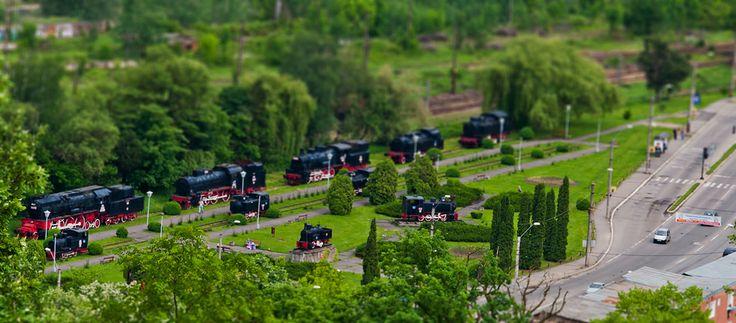 Steam Locomotive Museum - Reşiţa  via: http://500px.com/photo/23132961/locomotive-museum-%28re%C5%9Fi%C5%A3a%29-by-andrei-%C4%82la