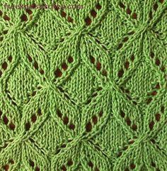 Hojas verdes-