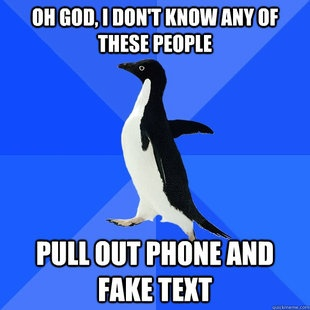 fake text: Socially Awkward Penguin Meme, App, Socially Awkward Memes, True, Awkward Penguin I, Social Awkwardness, Penguin Story, Anti Social