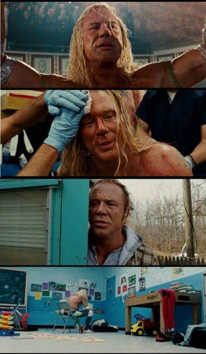The Wrestler, 2008 (dir. Darren Aronofsky)