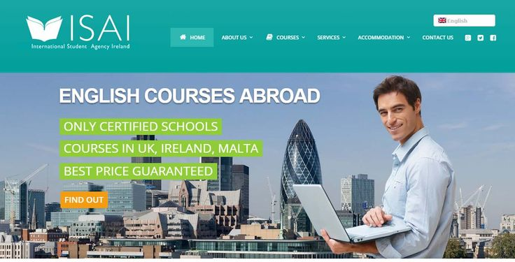 Web Design for ISAI Agency