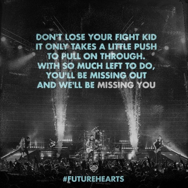 Missing You- All Time Low Future Hearts
