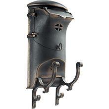 1920's style mailbox: Tudor Mailbox, Hardware, Roland Tudor, Style Mailbox, Solid Brass, Roland Mailbox