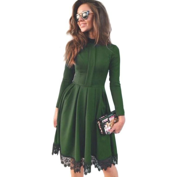 25  best ideas about Green dress on Pinterest | Green dresses for ...