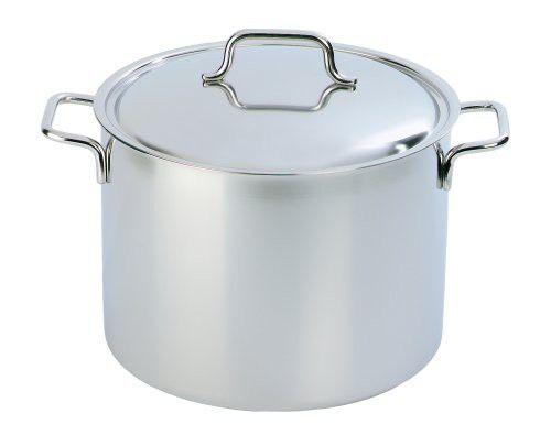 Demeyere Apollo 16 9 Quart Deep Stockpot With Lid Demeyere Stock Pot Pasta Pot