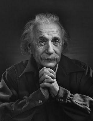 La grande humanité de Albert Einstein.  Afficher l'image d'origine.
