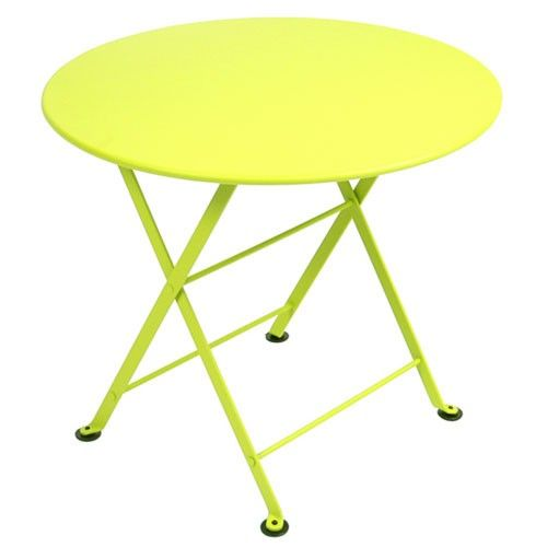 Table Tom Pouce, Verveine. http://www.uaredesign.com/table-basse-tom-pouce-fermob-verveine.html #Fermob #Mobilier #Design