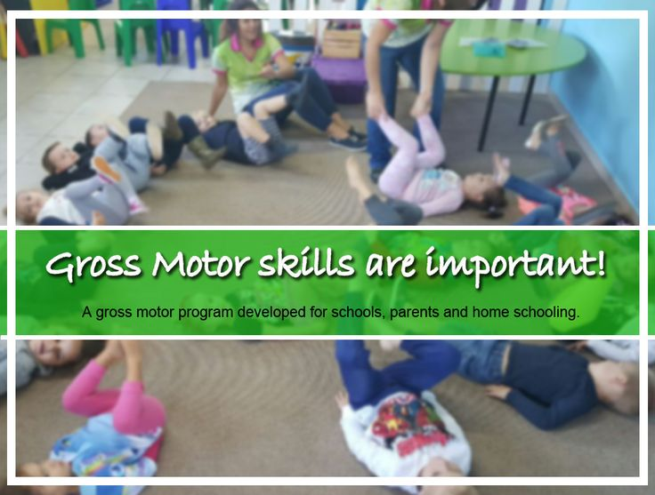 Program addressing all gross motor skills required for school related tasks e.g. writing, reading, sitting up straight and concentration. Visit my website at www.roboticsprogram.co.za