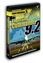 FlightSim Commander - Flight Planner, GPS, Moving Map, and navigation tool for Flight Simulator X